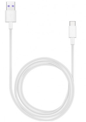 USB-C kabely Kabel Huawei Typ C na USB, 1m, bílá