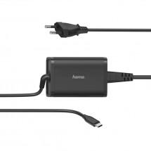 USB-C napájecí zdroj Hama, Power Delivery, 65 W