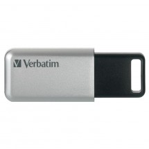 USB flash disk 16GB Verbatim Store'n'Go Secure Pro, 3.0 (98664)