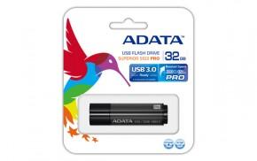 USB flash disk 32GB Adata Superior S102, 3.0 (AS102P-32G-RGY)
