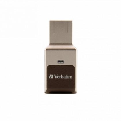 USB flash disk 32GB Verbatim Fingerprint, 3.0 (49337)