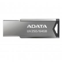 USB flash disk 64GB Adata UV250, 2.0 (AUV250-64G-RBK)