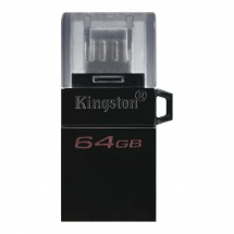 USB flash disk 64GB Kingston DT MicroDuo, 3.0 (DTDUO3G2/64GB)