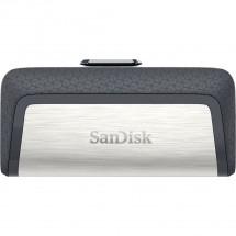 USB flash disk 64GB SanDisk Ultra Dual, 3.1 (SDDDC2-064G-G46)