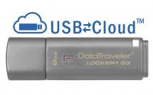 USB flash disk 8GB Kingston DT Locker+ G3, 3.0 (DTLPG3/8GB)
