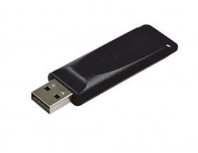 USB flash disk 8GB Verbatim Slider, 2.0 (98695)