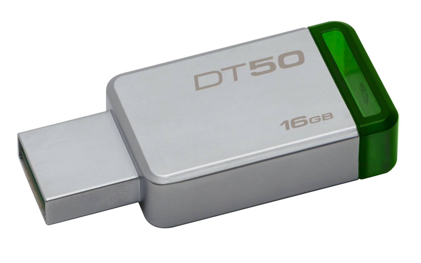 USB flash disky 16 GB Kingston DataTraveler 50 16GB DT50/16GB