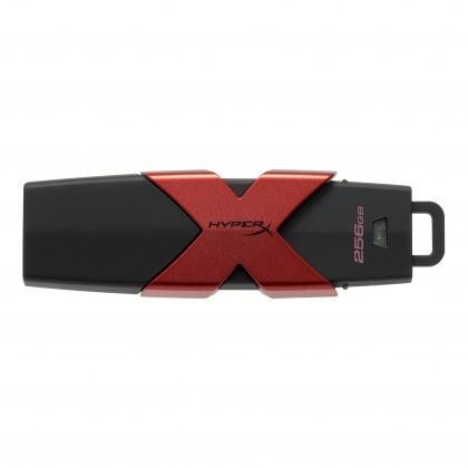 USB flash disky 256 GB 256GB Kingston USB 3.1 HyperX Savage 350/250