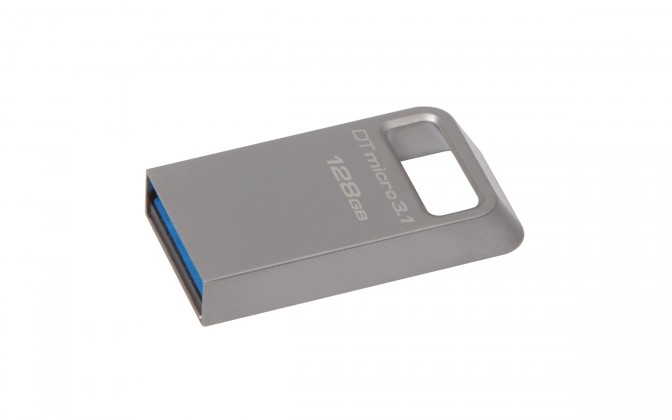 USB Flash Kingston DataTraveler Micro 128GB USB 3.1 DTMC3/128GB