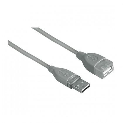 USB kabely USB prodlužovačka Hama 45027, 1,8m