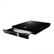 USB příslušenství Asus DVD vypalovačka SDRW-08D2S-U černá ROZBALENO