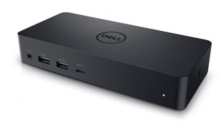 USB příslušenství Dokovací stanice Dell D6000, univerzální, černá