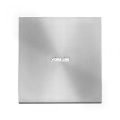 USB příslušenství Externí DVD vypalovačka Asus SDRW-08U7M-U, stříbrná