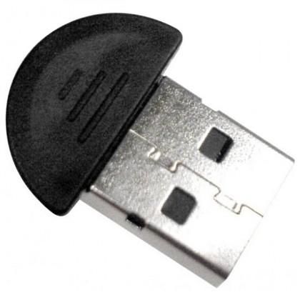 USB příslušenství Media-Tech BLUETOOTH NANO STICK mikro bluetooth, 10m, USB MT5005