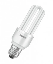 Úsporná zářivka Osram DSTAR, E14, 11W, teplá bílá POUŽITÉ, NEOPOT