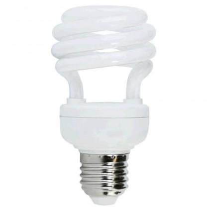 Úsporná žárovka HALF SPIRAL T2 E27 20W teplá bílá