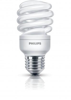 Úsporná žárovka PHILIPS ECONOMY TWISTER E27/12W