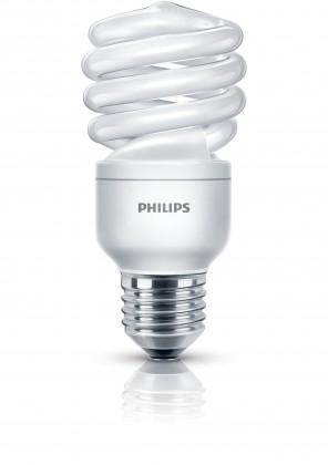 Úsporná žárovka PHILIPS ECONOMY TWISTER E27/15W
