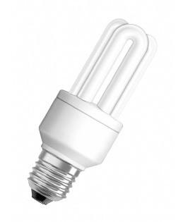 Úsporné žárovky Úsporná zářivka Osram DSTAR, E27, 11W, teplá bílá