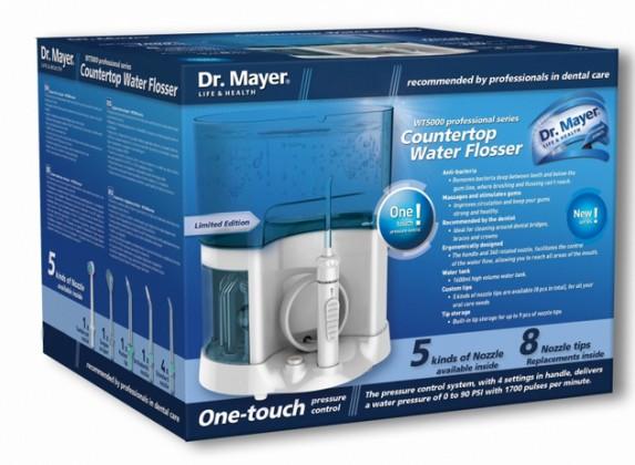 Ústní sprchy Dr. Mayer WT5000