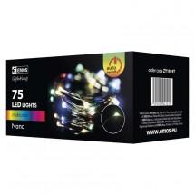 Vánoční osvětlení Emos ZY1919T, barevná, 7,5 m