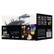 Vánoční osvětlení Emos ZYK0206, barevná, 5 m OBAL POŠKOZEN