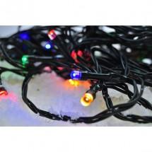 Vánoční osvětlení Solight 1V04M, LED, barevné, 8 funkcí, 30m