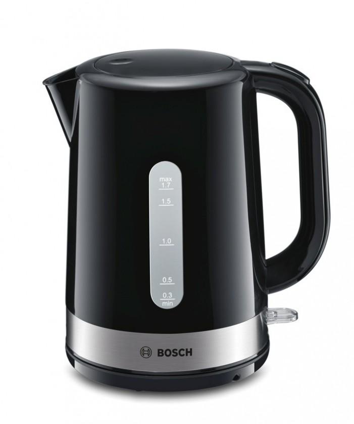 Varná konvice Rychlovarná konvice Bosch TWK7403, černá, 1,7l ROZBALENO