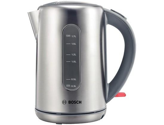 Varná konvice Rychlovarná konvice Bosch TWK7901, nerez, 1,7l