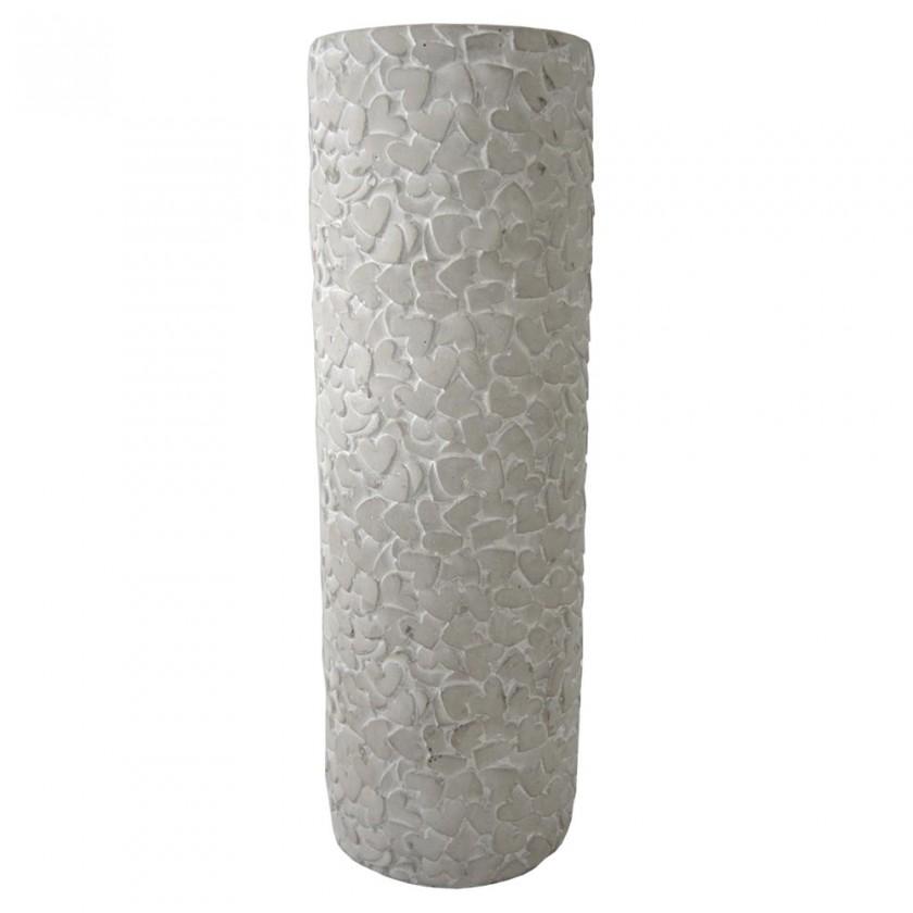 Vázy Cementová váza CV01 (29 cm)