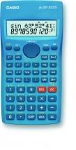 Vědecká kalkulačka Casio FX200 Plus, 181 funkcí, modrá