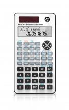 Vědecká kalkulačka HP 10s+, solární, bílá