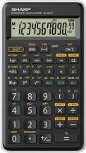 Vědecká kalkulačka Sharp EL-501TWH, 146 funkcí, 1 řádek, kryt