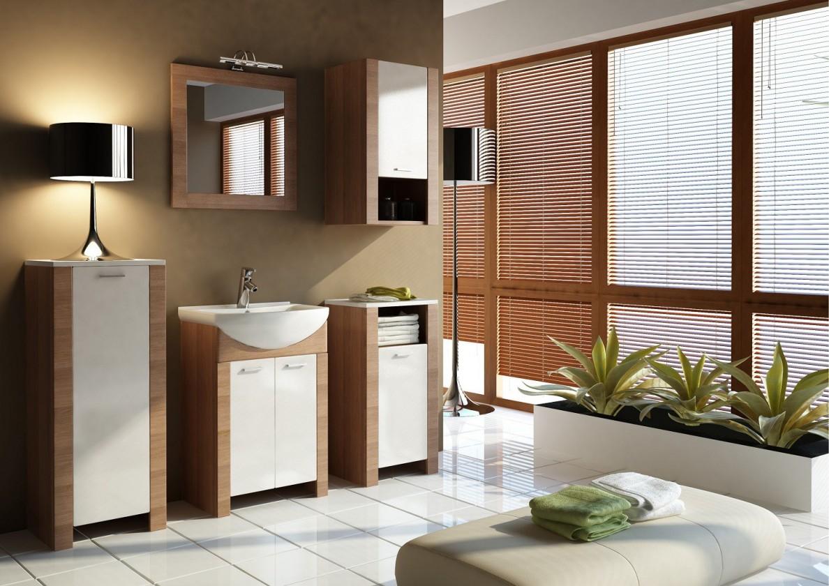 Venezia-koupelnová sestava (vanilkové a skořicové akácie)