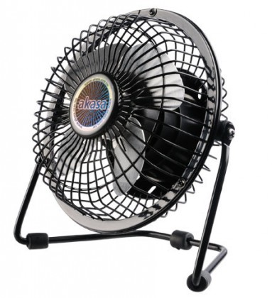 Ventilátor AKASA AK-UFN01-BK