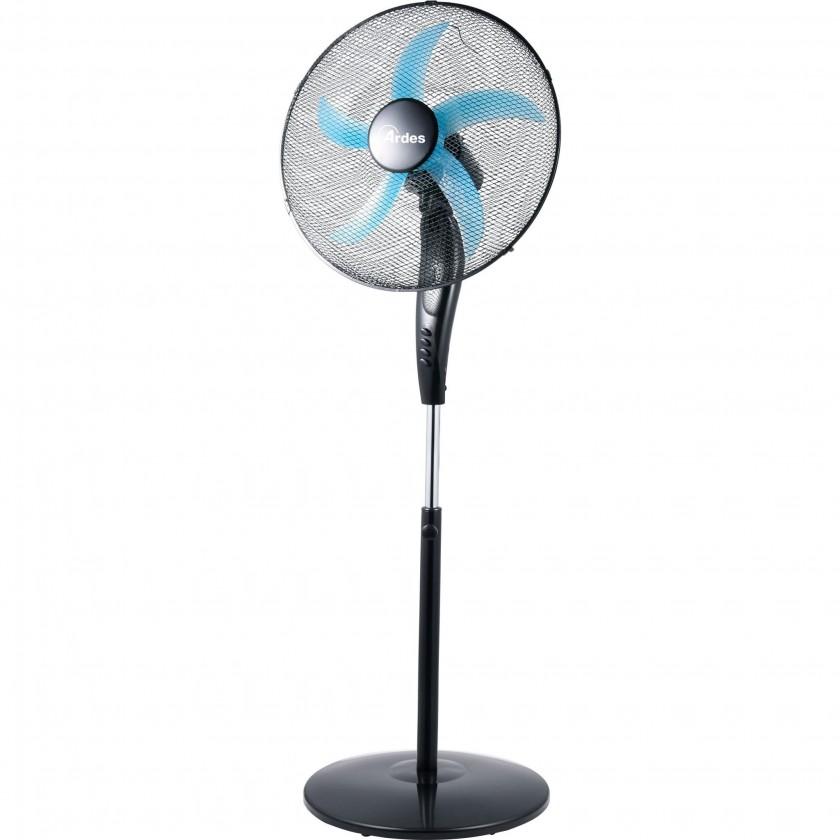 Ventilátor Stojanový ventilátor EASY 50PB průměr 50 cm VADA VZHLEDU, ODĚRKY