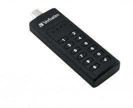 VERBATIM Keypad Secure Drive 64GB USB 3.0