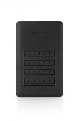 Verbatim Secure HDD 1TB USB 3.1