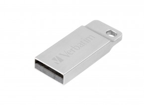 VERBATIM Store 'n' Go Metal Executive 32GB USB 2.0 stříbrná