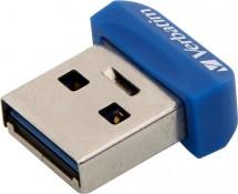 VERBATIM Store 'n' Stay NANO 32GB USB 3.0 modrá