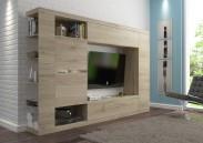 Vero - Obývací stěna (dub sanremo)