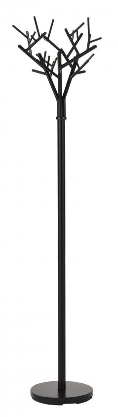 Věšák Stojanový věšák W56 (černá)