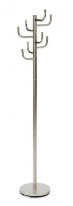 Věšáky Stojanový věšák - SV 13, 175 cm (nikl, kov)