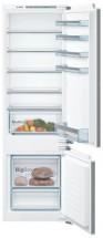 Vestavná kombinovaná lednice Bosch KIV87VFF0, A++