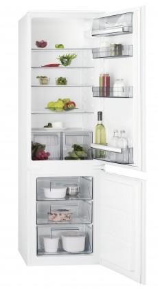 Vestavná kombinovaná lednice s mrazákem SCB51811LS,A+