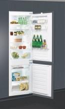 Vestavná kombinovaná lednice Whirlpool ART 66102 POUŽITÉ, NEKOMPL