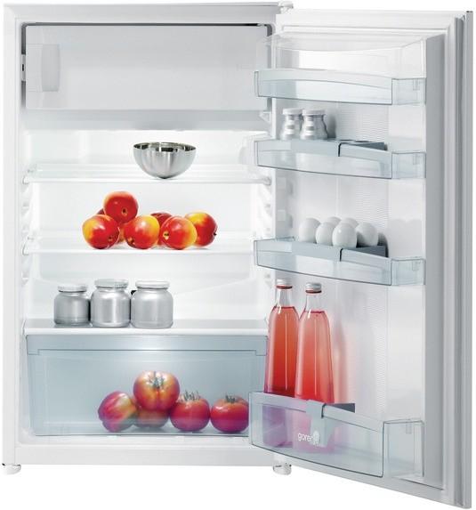 Vestavná lednička Gorenje RBI 4091 AW