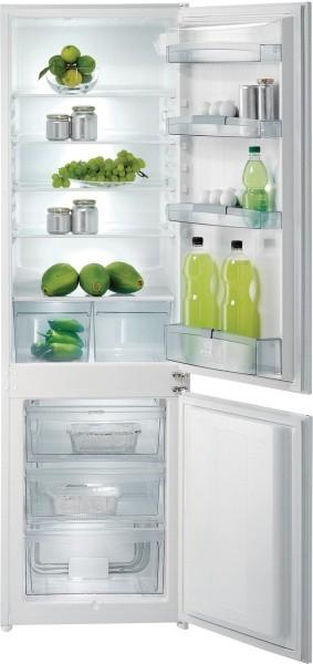 Vestavná lednička Gorenje RCI 4181 AWV VADA VZHLEDU, ODĚRKY