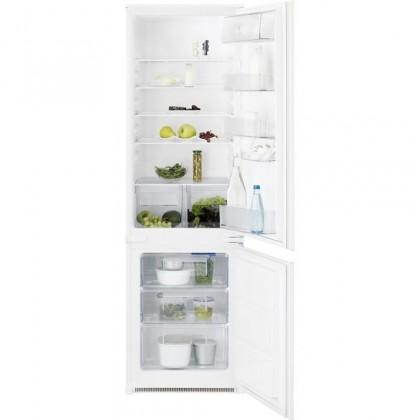 Vestavná lednička Vestavná kombinovaná lednice Electrolux ENN 2800AJW