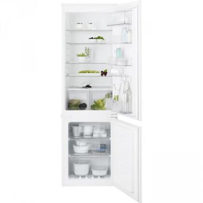 Vestavná lednička Vestavná kombinovaná lednice Electrolux ENN2841AOW